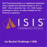 Ice Challenge is ISIS
