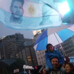 #Lio Don't Leave: Support in Buenos Aires