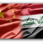 isis china flags